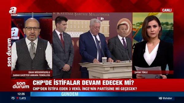 CHP'den istifa eden vekşiller Muharrem İnce'nin partisine mi geçecek? CHP'de yeni istifalar olacak mı? | Video