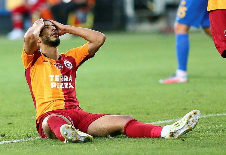 Galatasaray'da Belhanda için karar verildi! Artık ödemeyiz