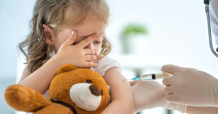 Pandemi nedeniyle aşıları erteleyen ailelere uyarı