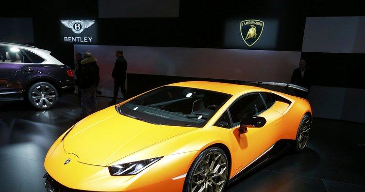 Lamborghini'ye acımadılar