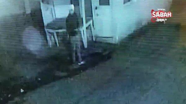 Denetimli serbestlikten tahliye edildi, polise ateş ettiği anlar kameraya yansıdı | Video