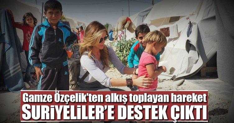 Suriyeliler'e sahip çıktı