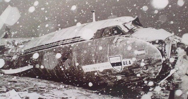 Futbol dünyasında uçak kazaları