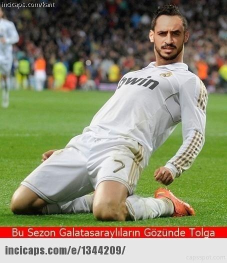 Galatasaray - Sivasspor maçı capsleri
