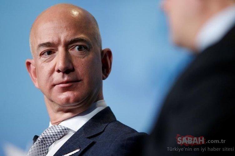 1 trilyon dolarlık şirket Amazon ve sahibi hakkında bilinmeyenler