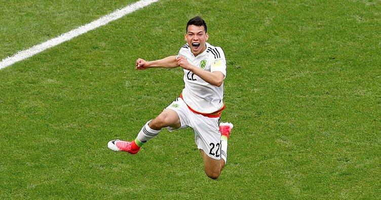 Napoli'den 38 milyon avroluk transfer! Hirving Lozano...