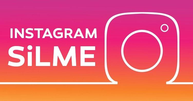 Instagram silme nasıl yapılır? Instagram silme ve kapatma linki uygulamada var mı?