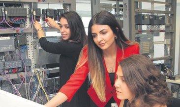 Siemens Ar-Ge'de kadın harekâtı