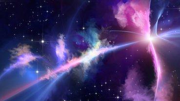 NASA'nın paylaştığı görüntü nefes kesti! Uzayın derinliklerinden geldi