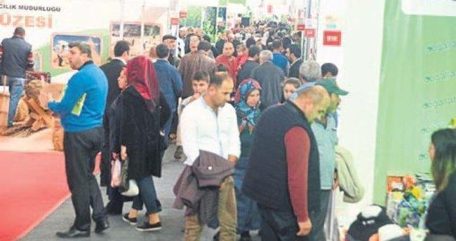Adana Tarım Fuarına muhteşem bir final…