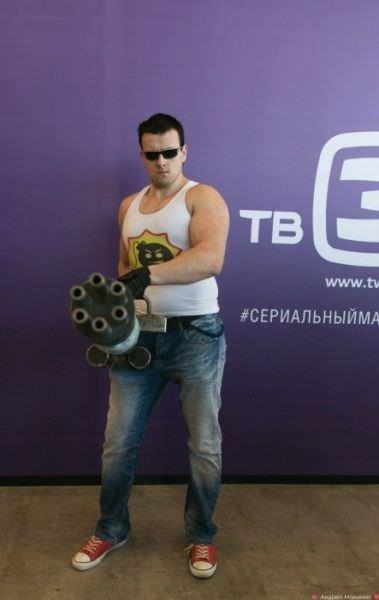 Rusya'da fantastik buluşma