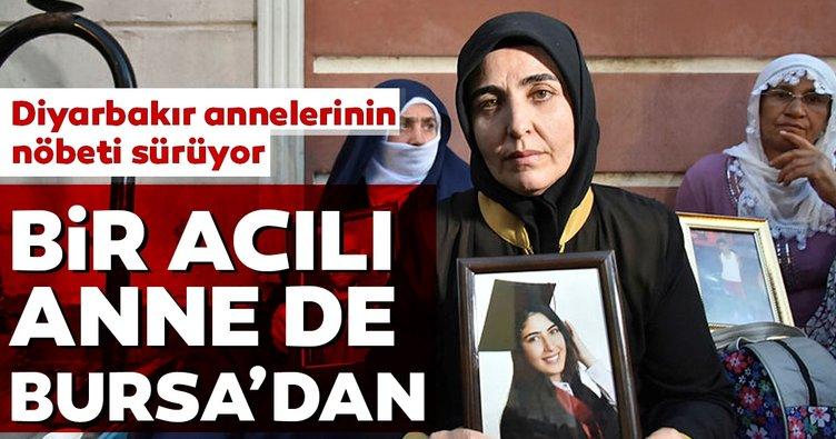 Diyarbakır'da acılı annelerin evlat nöbeti devam ediyor