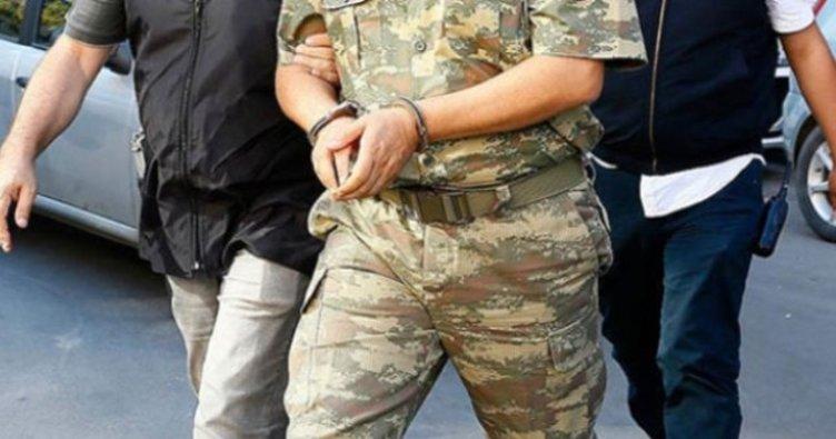 Çanakkale'de FETÖ'nün mahrem askeri yapılanmasına operasyon