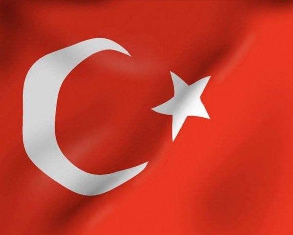 Türk Bayrağı'nı hiç böyle gördünüz mü?