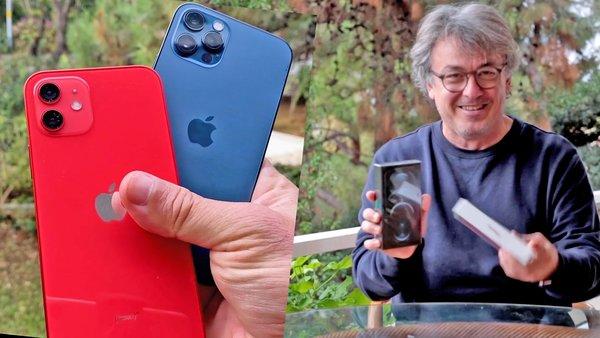 İşte yeni Apple iPhone'ların inceleme ve özellikleri... Yeni Apple iPhone 12 ve iPhone 12 Pro tam zamanında yetişti | Video