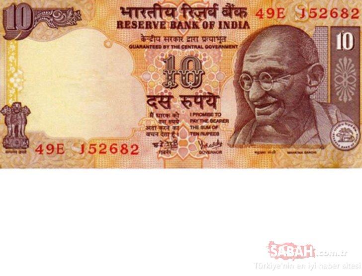 İşte dünyada kullanılan kağıt paralar!