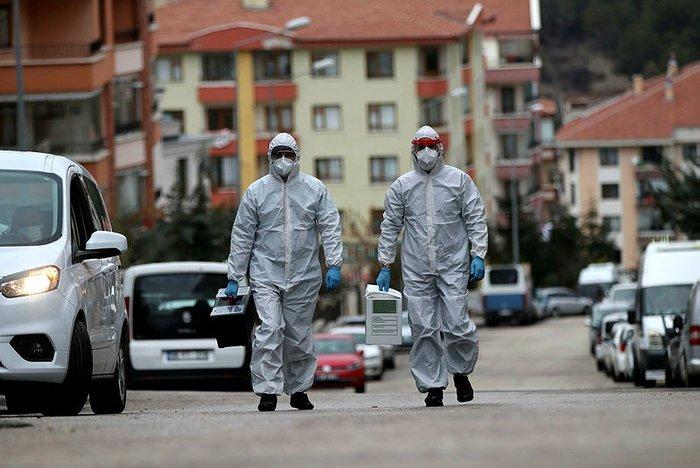 Sondakika Başkent Haber: Ankara'da akıllara durgunluk veren olay! Koronavirüs hastası öyle bir hâlde bulundu ki...