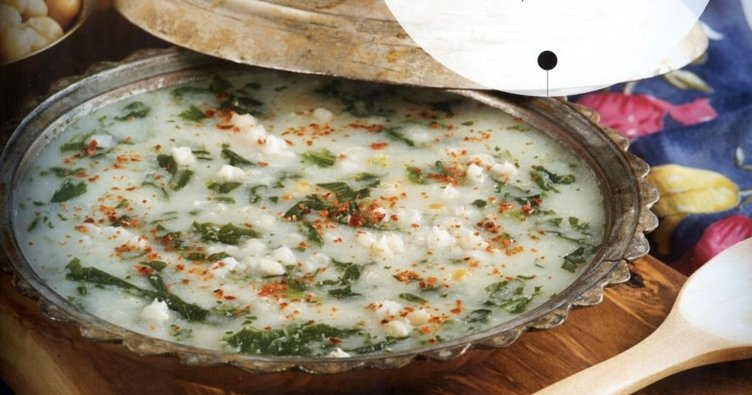 Tirşik çorbası tarifi