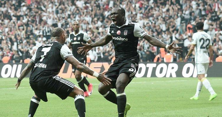 Vincent Aboubakar: Hedefe ulaşacağımıza inanıyorum