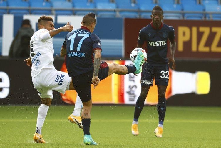 Son dakika: Galatasaray maçı sonrası Fatih Terim'e seslendi: Onun gibi oyuncu bulamaz