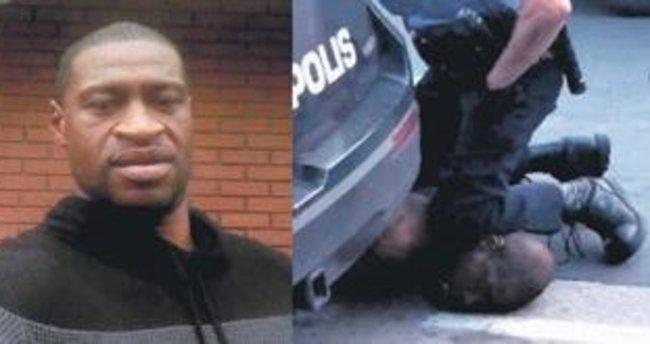 ABD'de bir siyahi daha polis kurbanı