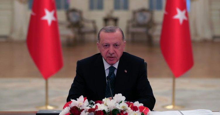 Son dakika: Başkan Erdoğan'dan İklim Liderler Zirvesi'nde net mesaj: Tüm dünyayı etkiliyor