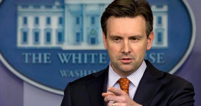 Beyaz Saray Sözcüsü: ''Rusya, herkesin sabrını tüketmişti''