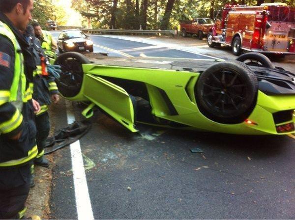 Kameralara takılan sıradışı araç kazaları