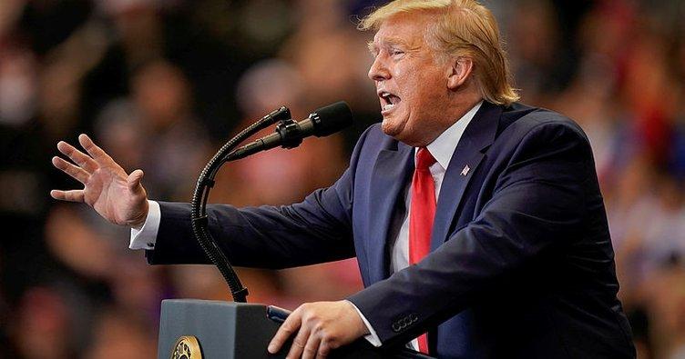 Trump: Çin'i vergiye boğacağız