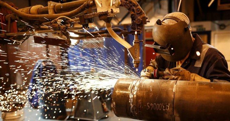 Ekonominin çarkları hızlanıyor: Sanayi üretiminde rekor artış!