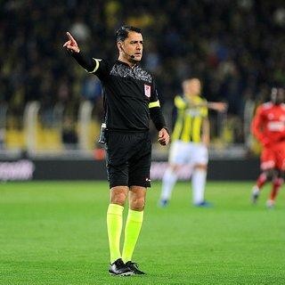 Fenerbahçe-Galatasaray maçının VAR'ı Bülent Yıldırım