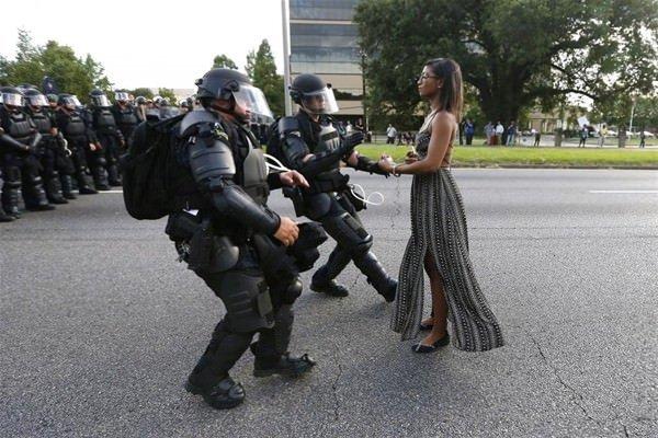Reuters'tan 2016 yılının fotoğrafları