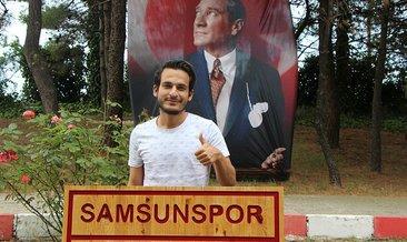 Samsunspor, İlyas Kubilay Yavuz'u renklerine bağladı