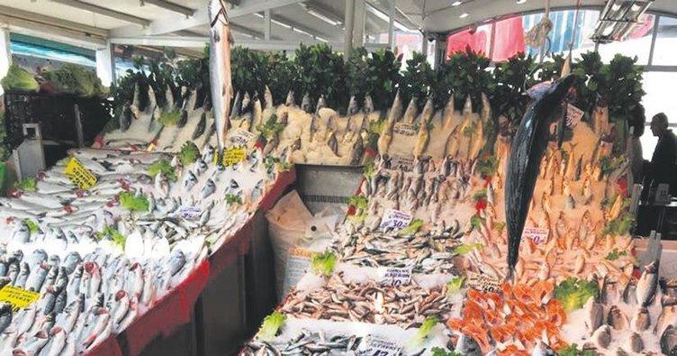 En taze balık Ankara'da