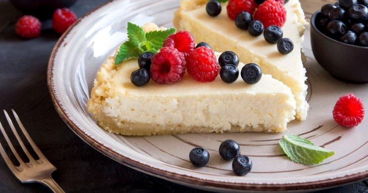 Cheesecake tarifi...Cheesecake  nasıl yapılır?