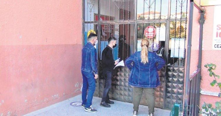 Kavşaklar kapatıldı adaylar sınava geç kaldı