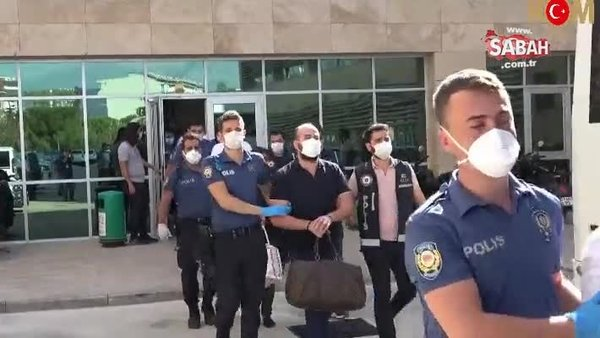 Antalya'da dev örgüt operasyonu! Sabıkaları çok kabarıktı | Video