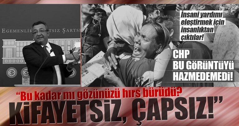 AK Parti'den CHP'li Altay'a sert cevap