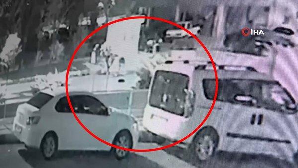 Son dakika haberi: Karabük'te sevgilisine kızan kadın şoke eden hareketinin ardından darp edildi | Video
