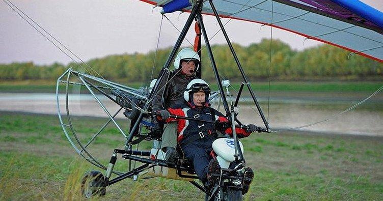 Putin'in planör pilotu eğitim uçuşunda öldü