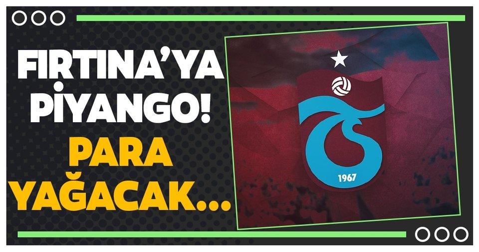 Trabzonspor'un yıldızı Sörloth'a İspanya devi Real Madrid talip!