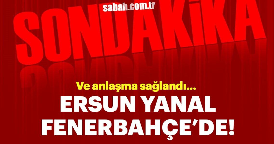 Son dakika haberi: Ersun Yanal ile Fenerbahçe anlaştı!