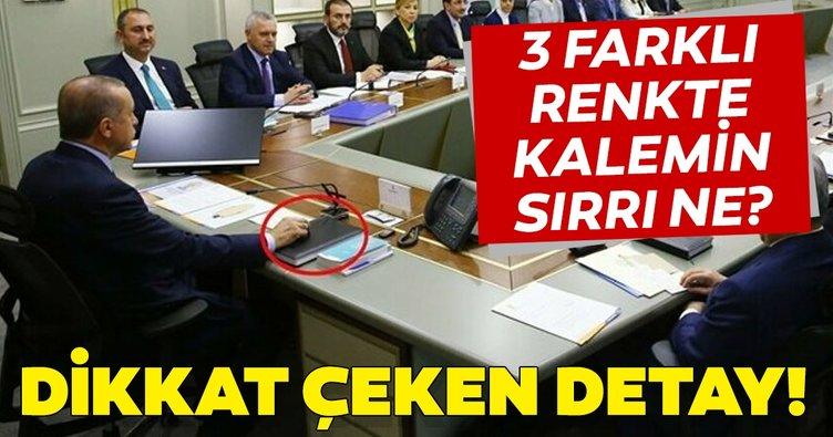 Son dakika! Başkan Recep Tayyip Erdoğan'ın 3 kaleminin sırrı ne? Herkes bu sorunun yanıtını arıyor...