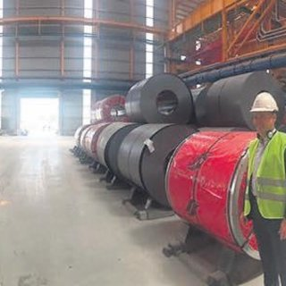 ŞEREF OĞUZ / Demir çelikten cari açığa 1 milyar $ fren