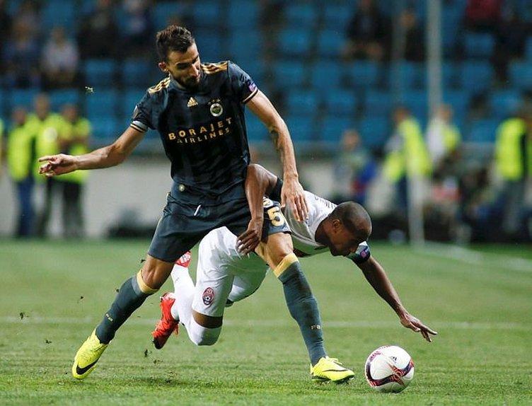 Zorya - Fenerbahçe maçı Twitter'ı salladı