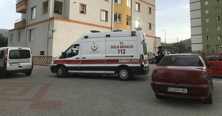 Kayseri'de feci olay! 11. kattan düşerek öldü
