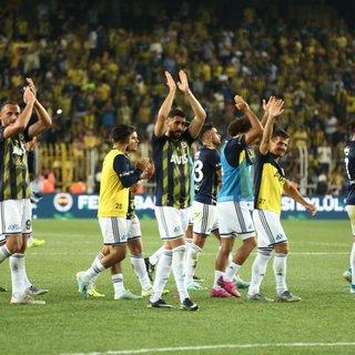 Fenerbahçe taraftarından 'lider geliyor' tezahüratı