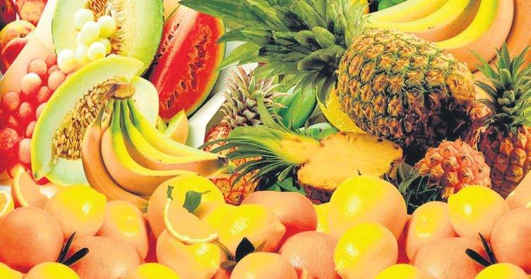 Sahur ve iftarda yenen meyve sindirimi düzenler