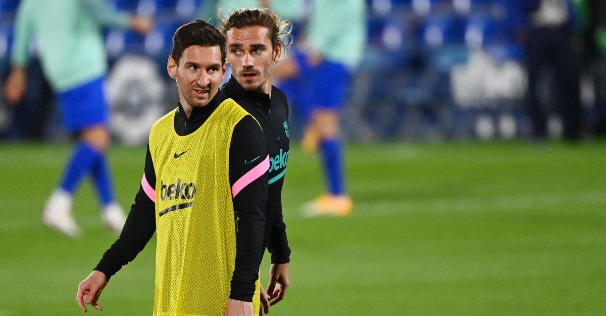 Lionel Messi 15 milyon sterlin karşılığında Ocak'ta ayrılabilir!