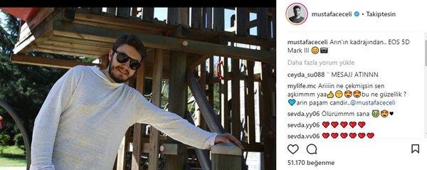 Ünlü isimlerin Instagram paylaşımları (05.04.2018)  (Aslı İzmirli)
